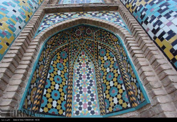 Atracciones turísticas de Irán en imágenes: Arg Gate de Semnan5