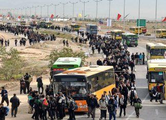 مسؤول ايراني .. خدمات بلدية طهران في كربلاء والنجف طوعية