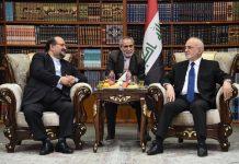 الخارجية العراقية .. حریصون علی زیادة حجم التبادل التجاري مع طهران