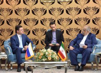 ارتفاع مستوى العلاقات الاقتصادية بين ايران وروسيا الى 70 بالمائة