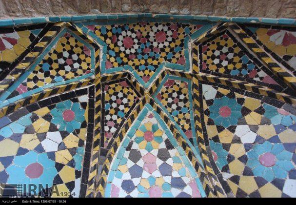 Atracciones turísticas de Irán en imágenes: Arg Gate de Semnan7