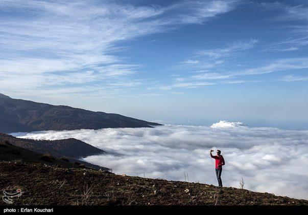 طبیعت ارتفاعات مازیچال استان مازندران مازیچال٬ نام دهکدهای زیبا در نزدیکی کلاردشت 7