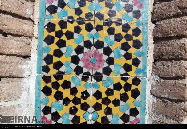 Atracciones turísticas de Irán en imágenes: Arg Gate de Semnan8