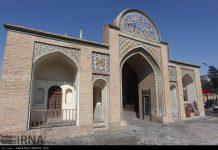 Atracciones turísticas de Irán en imágenes: Arg Gate de Semnan9