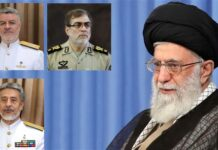 Iran Leader Appoints New Army Commanders