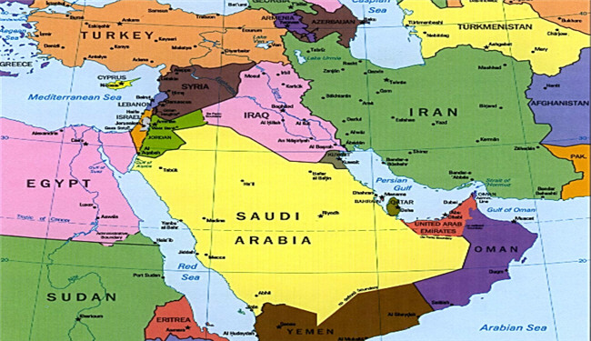 التوازن الاستراتيجي في الشرق الأوسط
