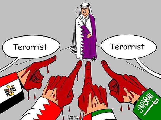 Qatar-Saudi Arabia