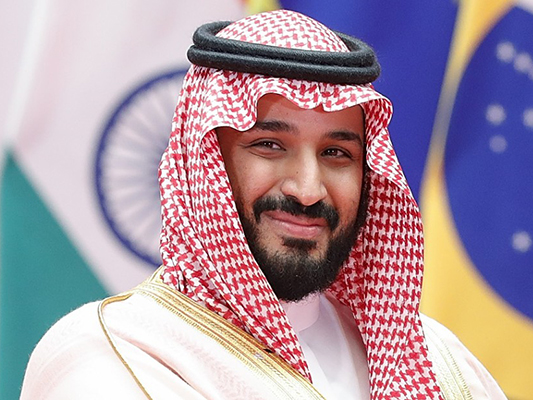 Saudi Criwn Prince Wants To Build City