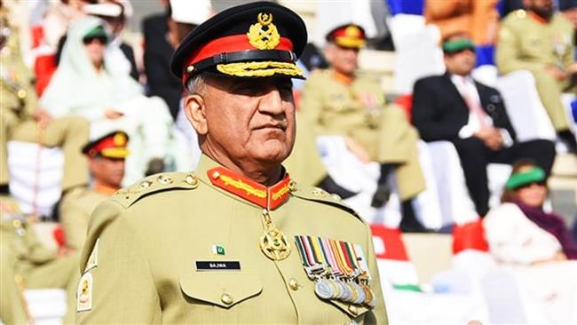 Pakistan's Top General