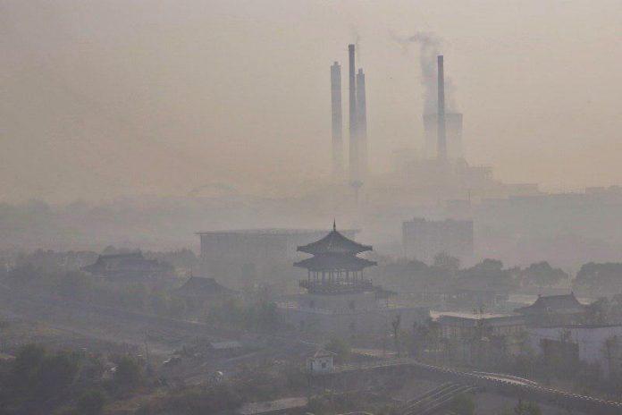 1100 funcionarios chinos fueron castigados por dañar el medio ambiente