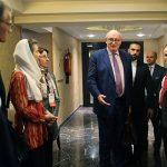 Diputado iraní critica la Visita de la Delegación de la UE a Irán
