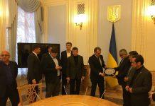 إيران وأوكرانيا تبحثان سبل تطوير العلاقات البرلمانية