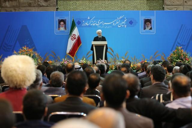 الرئيس الايراني يصف الجامعة العربية بالمنظمة العديمة الفائدة