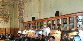 انعقاد مؤتمر المخطوطات الفارسية والعربية والتركية في بطرسبورغ الروسية