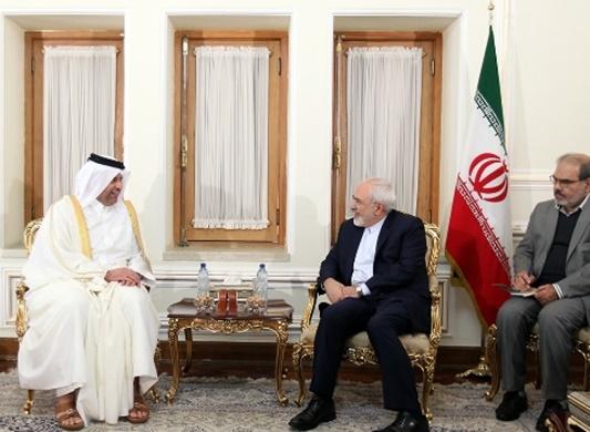 Irán-Catar