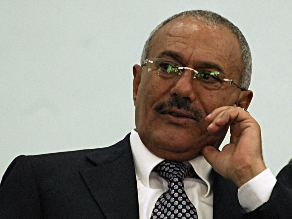 präsident ali abdullah saleh