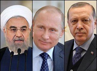اليوم.. قمة بين بوتين وأردوغان وروحاني في سوتشي
