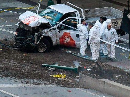 Terrorist Attack Using Cars Auto Pilte