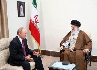 القائد الخامنئي .. تجربة سوريا اثبتت ان طهران وموسكو يمكنها تحقيق اهداف مشتركة