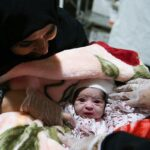 Two Babies Born in Makeshift Hospital amid Iran Earthquake