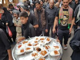 How Much Iraqis Spend to Host Arba'een Pilgrims