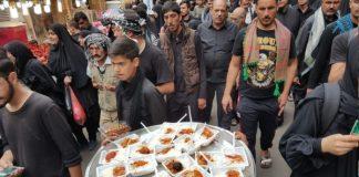 Cuánto gastan los iraquíes para alojar a los peregrinos de Arbaín?