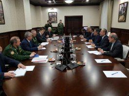 Irán y Rusia analizan la crisis de Siria en Moscú