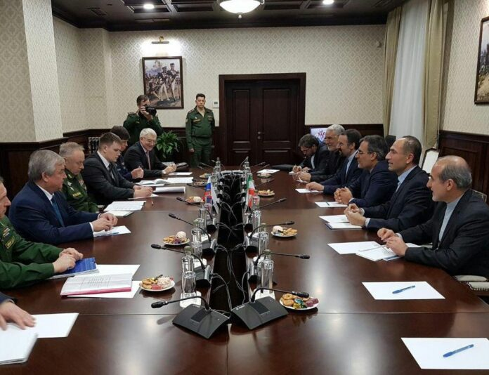 Iran, Russia Discuss Syria Crisis in Moscow