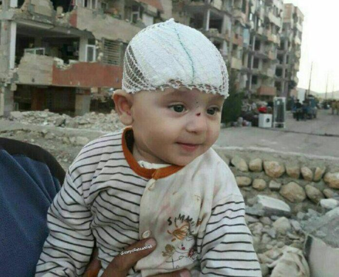 Iran Earthquake: Baby Taken Out of Rubble Alive after 3 Days