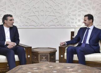 Iran's Deputy FM Holds Talks with Syrian President