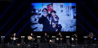 Legendary Singer Holds Benefit Concert for Iran Quake-Hit People