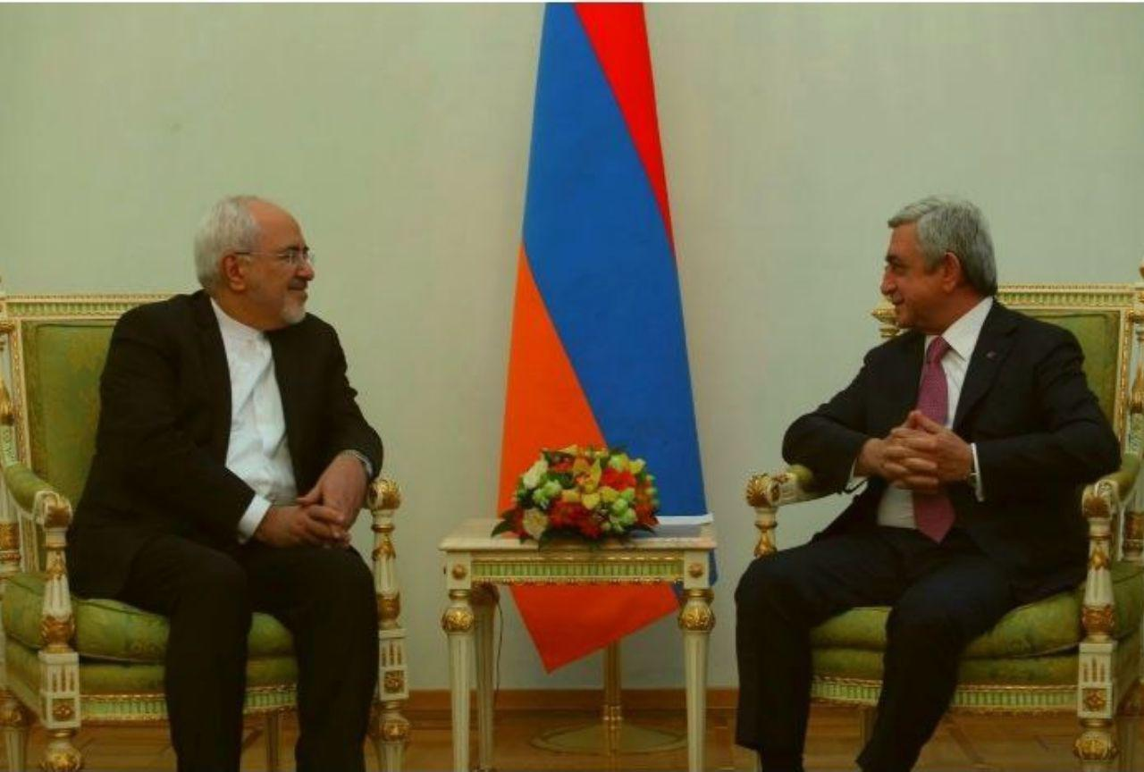 Iran-Armenia relations dynamically developed over past 25 years, says Armenian FM