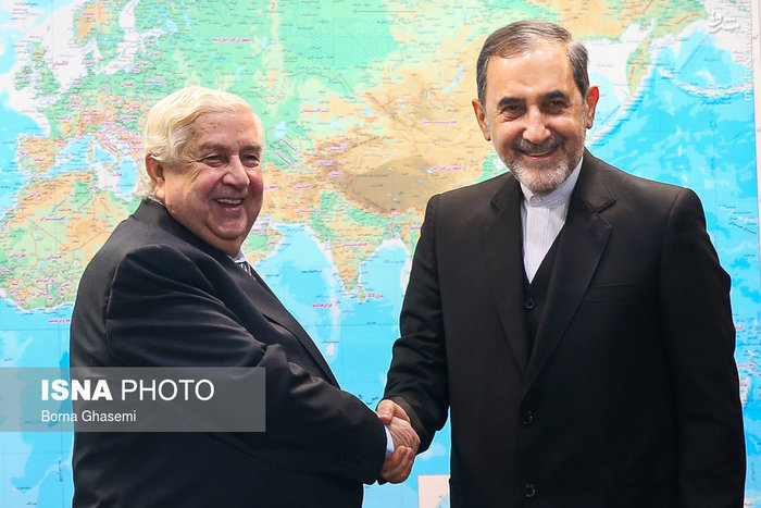 Iran, Syria seek to protect resistance movement: Velayati