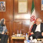 Canciller iraní se reúne con subjefe de Política Exterior de la UE
