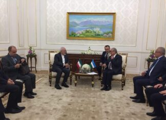 Iran, Uzbekistan Agree on Roadmap for Mutual Cooperation