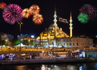 Iran Warns Nationals against Visiting Turkey on New Year's Eve