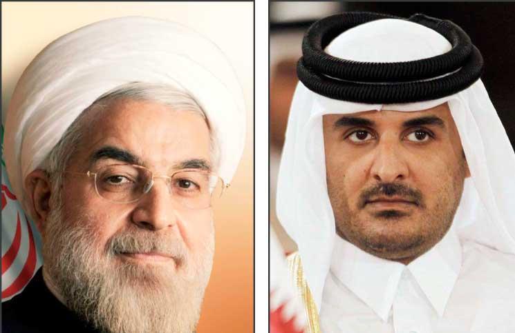 Qatar calls to resolve Gulf rift with 'dignity'