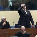 خودکشی قاتل مسلمانان بوسنی
