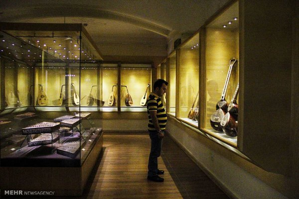 Museum of Sound to Open in Iran's Tabriz
