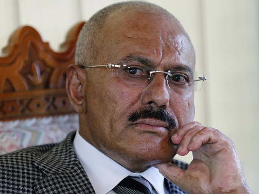 Ali Abdullah Saleh killed in UAE controlled area