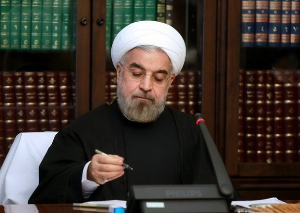 Fighting COVID-19 Needs Global Action, Iran's Rouhani Tells World Leaders