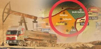 US Smuggling Out Syria's Oil Resources-Turkish Website