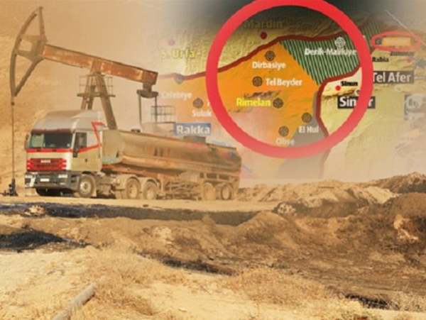منابع نفتی سوریه
