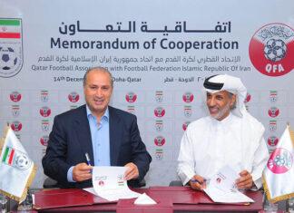 Iran-Qatar-Football