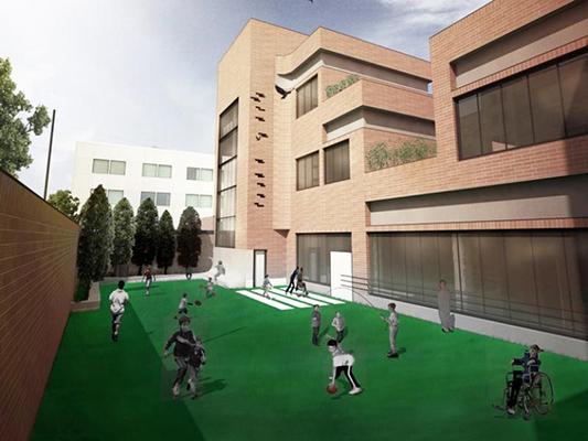 Arquitecta iran gana premio de arquitectura estadounidense for Edificios educativos arquitectura