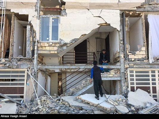 Injured in Powerful Earthquake in SE Iran