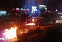 مفوّض حقوق الإنسان الدولية : ضباط اسرائيليون وعرب وغربيون يديرون العنف في إيران