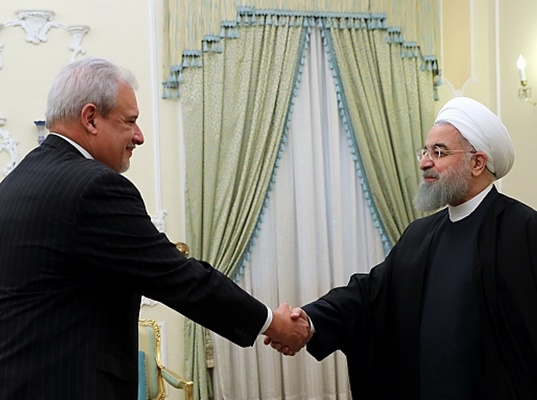 Iran says ready to expand ties with Cuba
