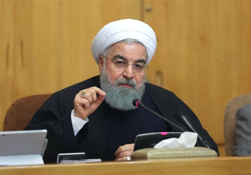 Illegal attack on Syria, blatant support for terrorism: Rouhani