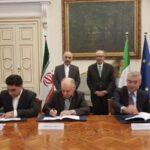 Iran, Italy Sign €5 Billion Investment Deal